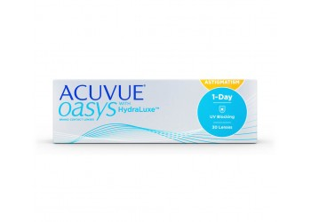 Acuvue Oasys Daily Toric 30 Lenses