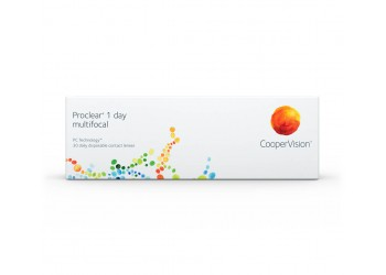 Proclear 1 Day Multifocal 30 Lenses