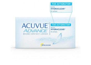 Acuvue Advance Toric 6 pack