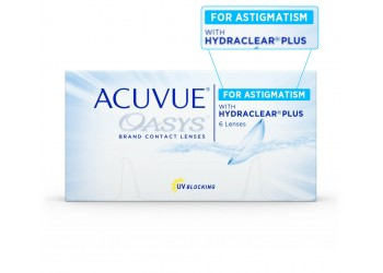 Acuvue Oasys Toric 6 pack