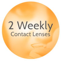 2 Weekly Contact Lenses